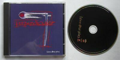Deep Purple Purpendicular Rare 1st CD Issue Blank Barcode Field!