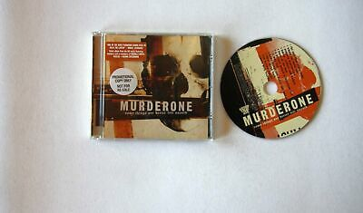 Murder One Some Things Are Better Left Unsaid EU CD 2006 Metal