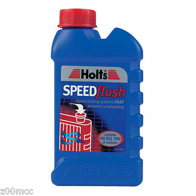 2 x Speedflush 250ml Prevents Overheating Cleans Radiators SPECIAL OFFER