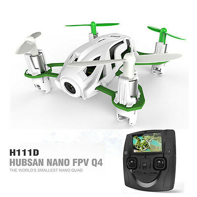 Hubsan H111D Q4 5.8G FPV Quadcopter With 720P HD Camera Altitude Hold Mode Toys