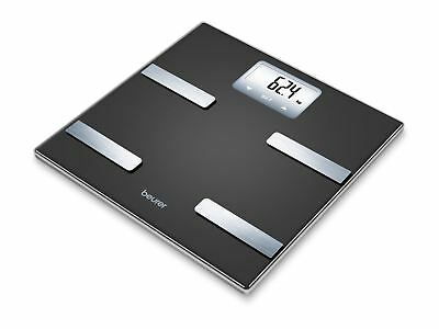 Beurer BF530 Electronic Diagnostic Bathroom Scales Auto User Recognition BMI
