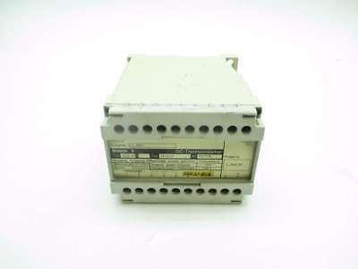 Knick 7525 A1 74.55.57 1047210 Dc Isolation Amplifier D536740