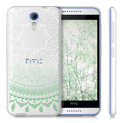 TPU Silicone Crystal Back Case for HTC Desire 620G
