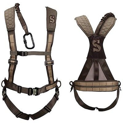 New 2016 Summit Pro Safety Harness 300lb W/ Linemans Rope Size Small
