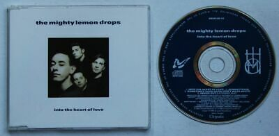 Mighty Lemon Drops Into The Heart Of Love UK CDS AZURCD12