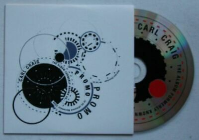 Carl Craig The Album Formerly Known As Adv Cardcover CD 2005