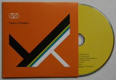 OMD History Of Modern UK Adv Cardcover CD Synthpop