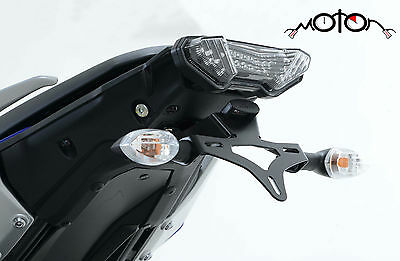 Tail Tidy for Yamaha MT-07 Tracer / Tracer 700 '16- (LP0208BK)