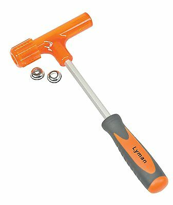 Lyman Magnum Inertia Bullet Puller (Safely strips loaded rounds) (7810216) NEW