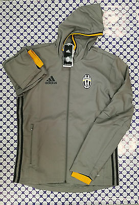 Adidas Giacca Juventus Ufficiale Allenamento Training Climacool 2016/2017