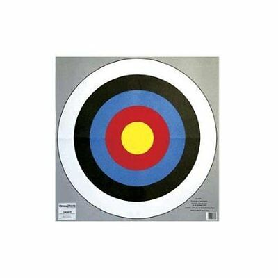 Champion 24-Inch Bullseye Archery Target (2-pack) (40796) Two target AOI