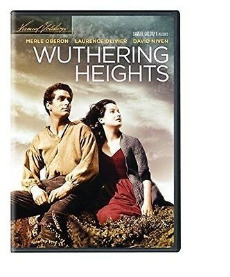Wuthering Heights (1939) Movie, Factory Sealed, New, Free Shipping