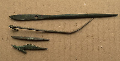 Fine Viking Needles Set 8-10 AD Kievan Rus