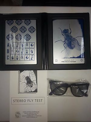 Stereo Fly Test NEW!! FREE SHIPPING !!!!