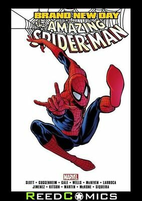 SPIDER-MAN BRAND NEW DAY COMPLETE COLLECTION VOLUME 1 GRAPHIC NOVEL (520 Pages)