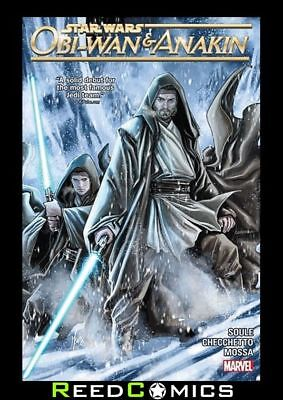STAR WARS OBI-WAN AND ANAKIN GRAPHIC NOVEL New Paperback Collects 5 Part Series