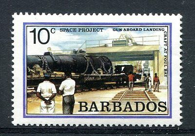 Barbados 1979 10c Railway Wagon MNH