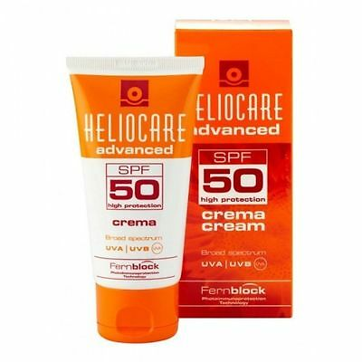Heliocare Advanced SPF 50 Cream 50ml