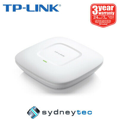 New TP-Link EAP110 300Mbps Wireless N Ceiling Mount Access Point
