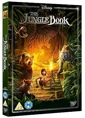 The Jungle Book (2016) [DVD]
