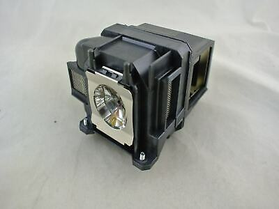 Original Bulb in cage fits EPSON EX9200 Pro Projector Lamp(180 Day Warranty)