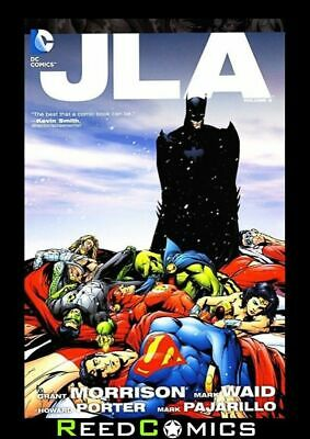JLA VOLUME 4 GRAPHIC NOVEL Paperback Collects #36-46 JUSTICE LEAGUE OF AMERICA