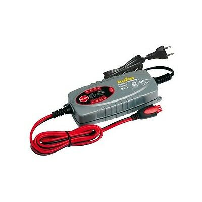 Alimentatore Caricabatterie Switching Automatico 1A 6/12V 1,2-60Ah Alcapower