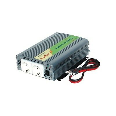 Inverter Soft Start Alcapower 1000W Inp 10-15Vcc Out 220Vac 912335