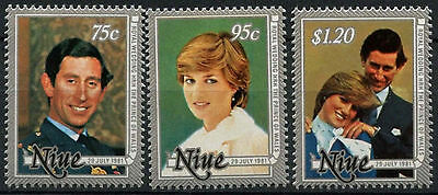 Niue 1981 Royal Wedding MNH