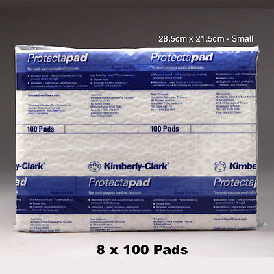 Kimberly Clark® Protecta Pad Small 28.5cm x 21.5cm 800 Pads (2706)