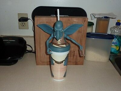 STAR WARS - Watto Collectable Cup + Cup Topper + Straw - The Last Jedi