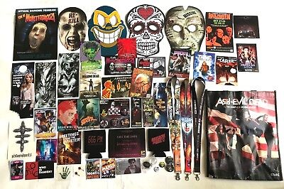 Sdcc 2016 Famous Monsters Promo Lanyard Forrest Ackerman