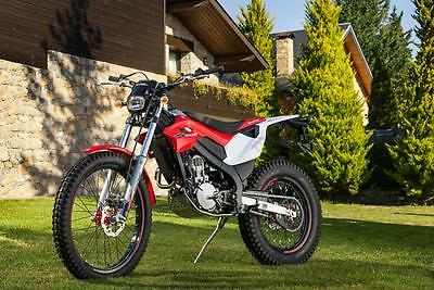 2017 Montesa Honda 4Ride 4 Ride, MST260 Off Road,Trail, Trials, Freeride