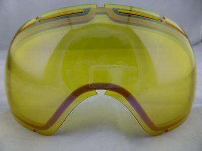 Electric EG2.5 Snow Goggle Replacement Lens Yellow/Blue Chrome - New In Box