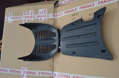 pulse lightspeed 2 ll 125 fork cover grill belly pan fairing plastic  wy125t-74