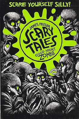 Good Night, Zombie by James Preller (Paperback) New Book