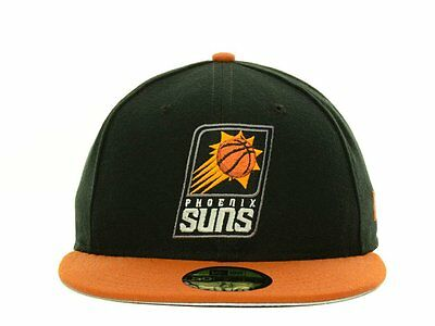 the best attitude 79d3c 4d574 Phoenix Suns New Era NBA Phoenix Suns 59FIFTY Hat - Size 7 1 8