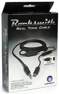 Rocksmith Real Tone Cable  - BRAND NEW