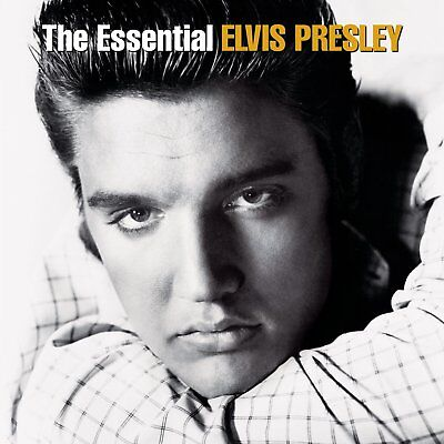 ELVIS PRESLEY (2 CD) THE ESSENTIAL ~ 40 Trax..! ~ 50's / 60's / 70's HITS *NEW*