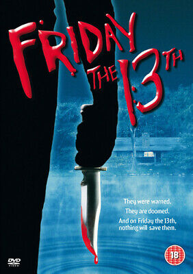 Friday the 13th DVD (2003) Betsy Palmer