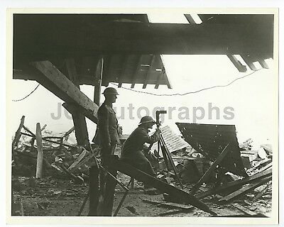 World War I - Western Front - Vintage 8x10 Photograph