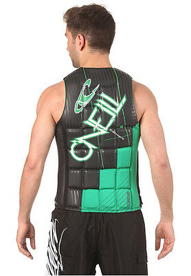O'Neill Checkmate comp vest  buoyancy aid green