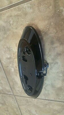 2004-14 Ford F150 rear camera emblem housing Gloss Black AL3Z-19H511-A