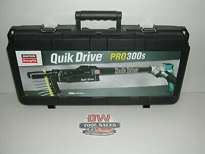 Quick Drive 3″ Auto Feed w/ Extension for Stand Up Driving Simpson