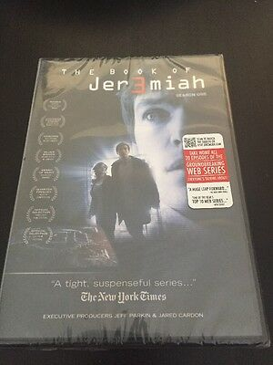 The Book of Jer3miah: Season One (DVD, 2012) Brand New Sealed