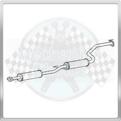 Direct Fit Rear Exhaust Silencer Back Box for Honda Concerto 1.6 10//91-12//94