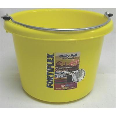 Fortex Industries Inc N400 Pail 8QT-Mellow Yellow 8 Quart N400-8 DOUCE