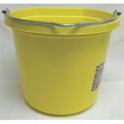 Fortex Industries Inc Plat Bucket-Mellow Yellow 20 Quart FB-120 DOUCE