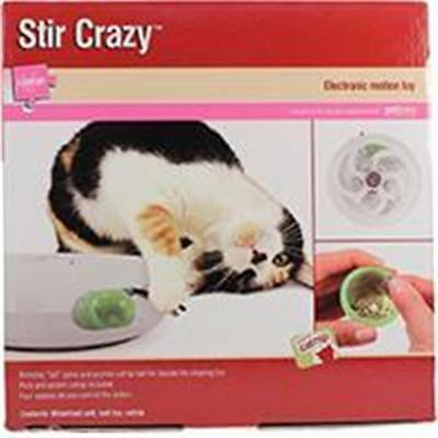 Worldwise Inc-Stir Crazy Cat Toy-Electroning mouvement multi 49481