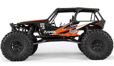 Axial Wraith 1/10Th 4Wd Electric Rock Racer Kit  AX90020